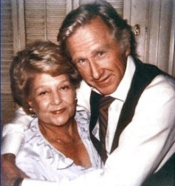 Dorothy and Lloyd Bridges
